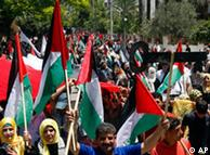 الفلسطينيون يحيون الذكرى 62 للنكبة بفعاليات شعبية وحزبية 0,,5577275_1,00