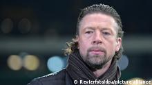 DFB-Pokal Viertelfinale Eintracht Frankfurt - SV Werder Bremen | Steffen Freund - Fussball experte und TV Moderator