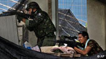 The worst political violence Thailand had witnessed in years shook Bangkok in May