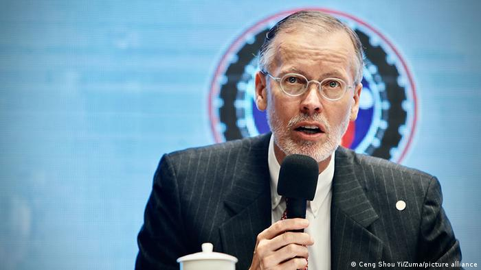 Taiwan Taipeh |William Brent Christensen, Direktor American Institute