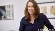 Deborah Hartmann, Direktorin der Gedenk- und Bildungsstätte Haus der Wannsee-Konferenz