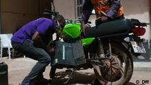 DW Sendung REV.olution | Uganda
