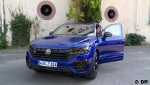 DW Sendung REV.olution | VW Touareg R