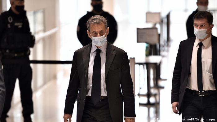 Frankreich | Prozess Ex-Präsident Sarkozy