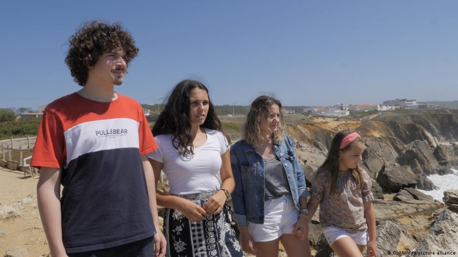 Klimakrise: Portugiesische Jugendliche klagen Europa an