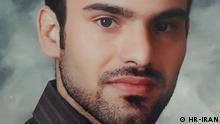 Iran Hamed Garaohglani, zum Tode verurteilter Aktivist