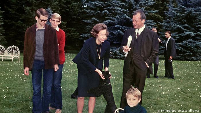 Peter Brandt   Sohn von Willy Brandt