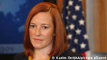 USA I Jennifer Psaki