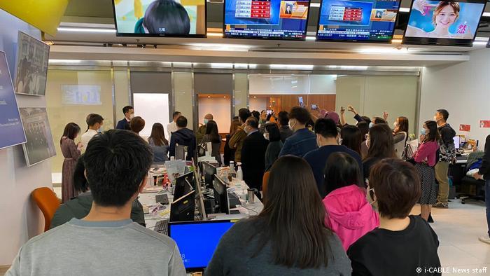 Hongkong Entlassungen bei Pay-TV Sender Cable TV