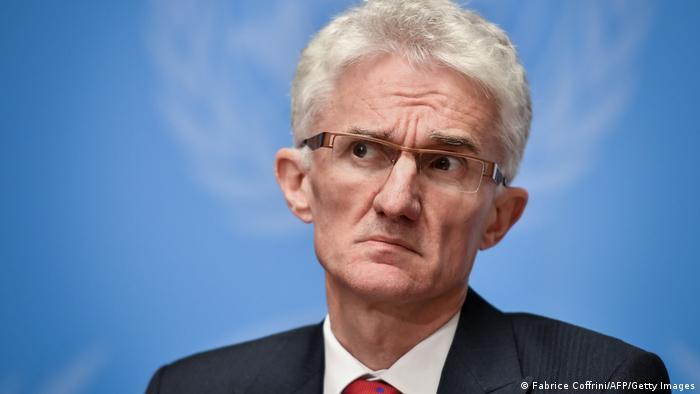 UN Nothilfe Mark Lowcock