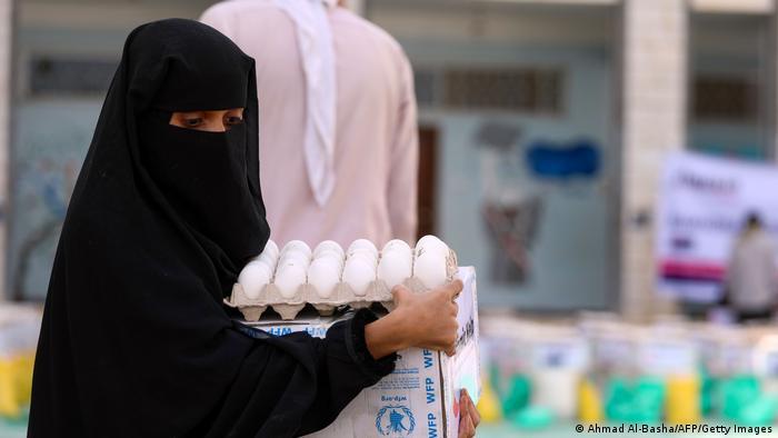 Jemen UN Nothilfe