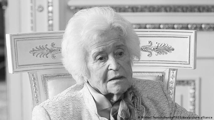 Президент Государственного музея изобразительных искусств имени Пушкина Ирина Антонова