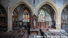 Buch Verlassene Kirchen: Kultstätten im Verfall
