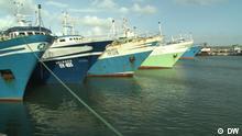 Fokus Europa Italien - entführte Fischer