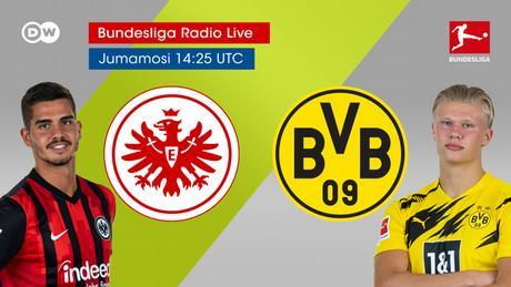 Bundesliga Radio Spieltag 10 Grafik Frankfurt Dortmund kis