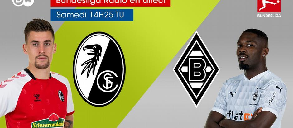 Bundesliga Radio Spieltag 10 Grafik Freiburg Gladbach fra