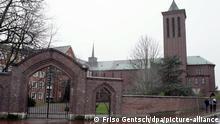 Deutschland Thuiner Franziskanerkloster
