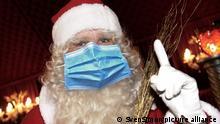 BG Nikolaus | Weihnachten 2020 mitten in der Coronavirus Pandemie.