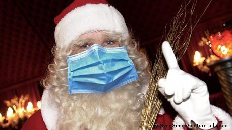 Δρακόντεια μέτρα για τα Χριστούγεννα στην Ιταλία