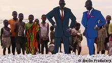 Ghana Illustration von Ebele Okoye