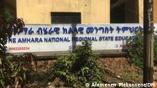 Äthiopien Amhara staatliches Bildungsbüro