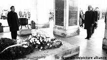 Polen Kniefall Willy Brandt in Warschau