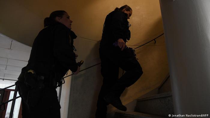 Die Polizei bestätigte lediglich die Festnahme der Mutter