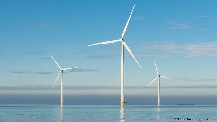 Aprovechar la energía de las mareas y aumentar la capacidad eólica marina son medidas de mitigación climática fundamentales para el Ocean Panel.