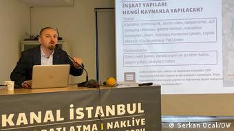 Maden Mühendisleri Odası İstanbul Şubesi Yönetim Kurulu Üyesi Mehmet Makar