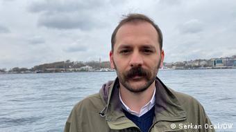 Türk Mühendis Mimar Odaları Birliği (TMMOB) İstanbul Şube Sekreteri Cevahir Çelik