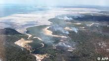 Australien, Frasier Island | Busch Feuer, November 29, 2020