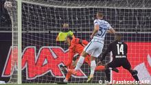 Avec deux buts, Alassane Pléa est le grand bonhomme de la soirée côté Gladbach
