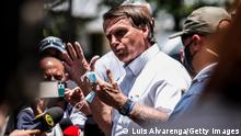Brasilien | Rio de Janeiro | Kommunalwahlen | Präsident Jair Bolsonaro