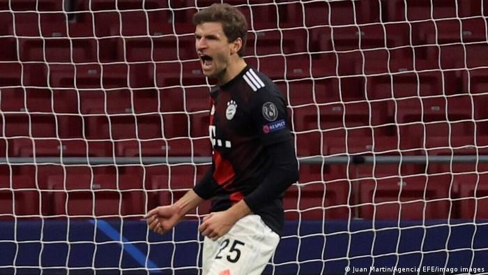 Thomas Müller será una de las armas más fuertes del Bayern