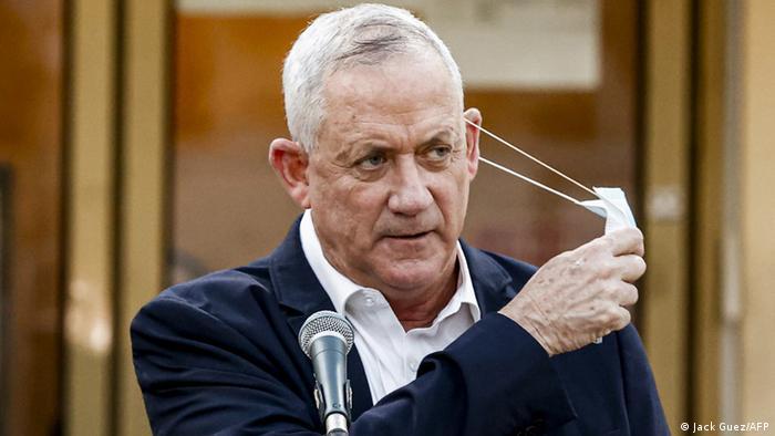 Міністр оборони Ізраїлю Бенні Ганц