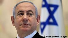 Israels Premierminister Benjamin Netanjahu (Archivbild)