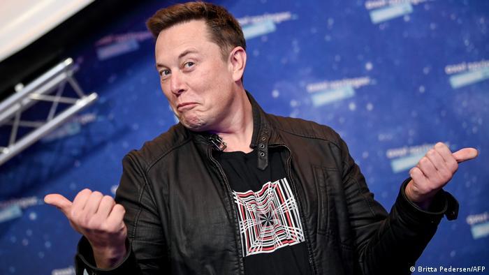 Elon Musk, założyciel Tesli