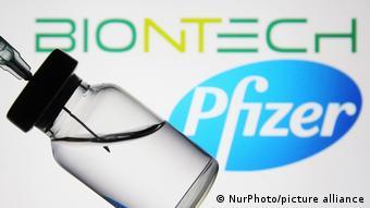 Вакцина Biontech/Pfizer