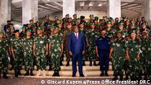 Demokratische Republik Kongo Félix Tshisekedi