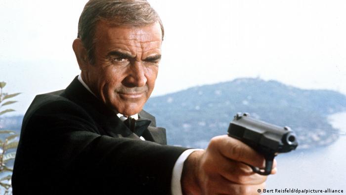 UK James Bond 007 - Sag niemals nie | Sean Connery