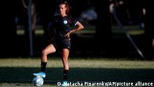Argentinien Mara Gomez