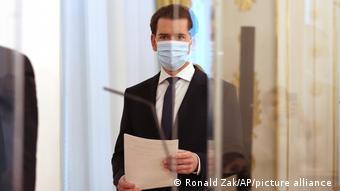 Coronavirus I Österreich I Sebastian Kurz