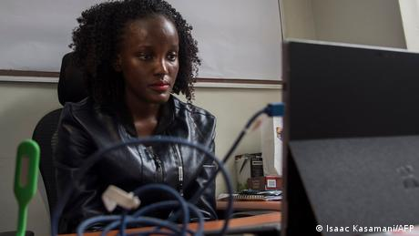 Uganda Vanessa Nakate