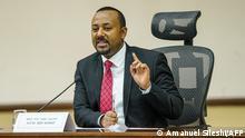 Äthiopien Abiy Ahmed