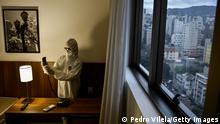 Leere Hotels in der Corona Pandemie