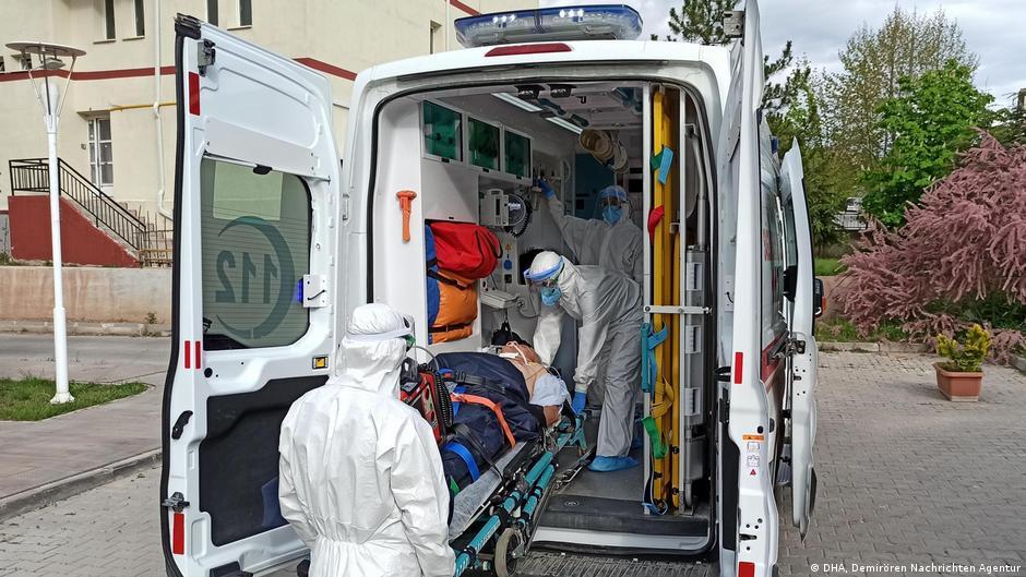 Sağlık çalışanları için önlem çağrısı