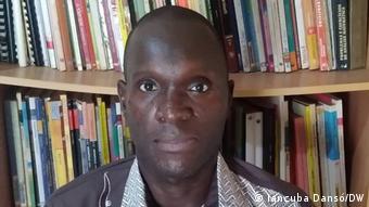 Bissau/Guinea-Bissau | Mamadu Bá, Vorsitzender der Dozenten-Vereinigung