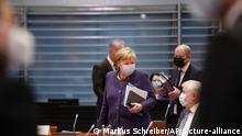 Kanzlerin Merkel, Ministerpräsidentensitzung