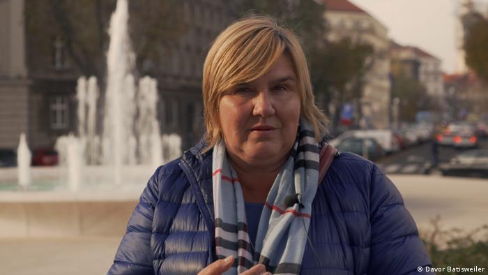 Chorwacka działaczka pro-life Željka Markić