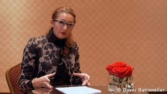 Hrvatska pravobraniteljica za ravnopravnost spolova Višnja Ljubičić